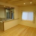杉の床板、杉板天井、無垢材で仕上げた家:御前崎市